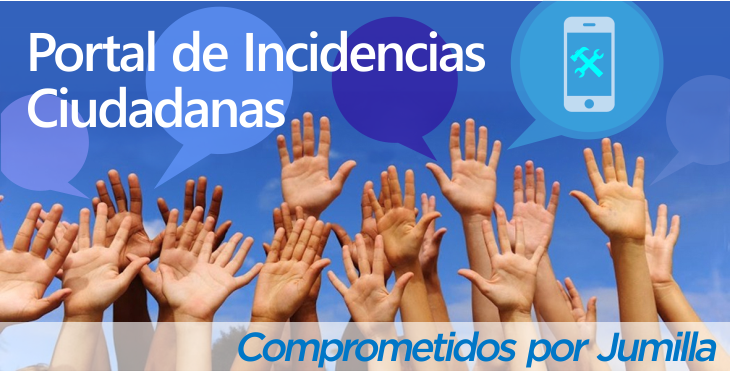 Portal de Incidencias Ciudadanas